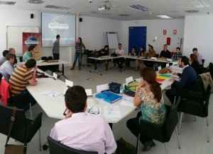 Hablando en público Toastmasters Málaga