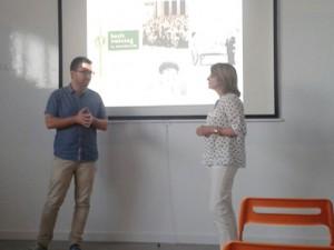 Debates improvisados en Toastmasters Málaga